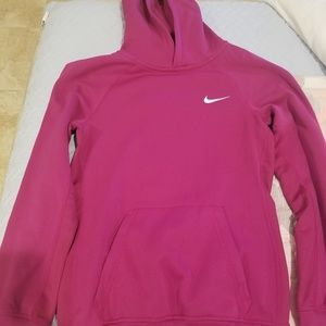 Nike thermo fit fleece hoodie